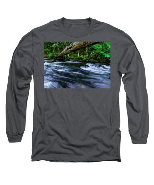 Eagle Creek Rapids Long Sleeve T-Shirt