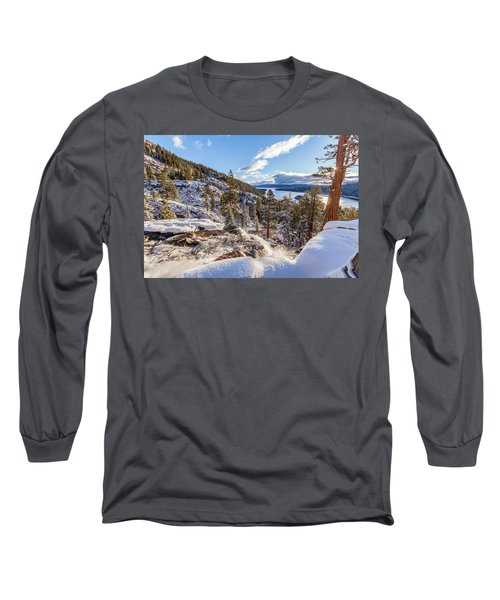 Eagle Falls Long Sleeve T-Shirt