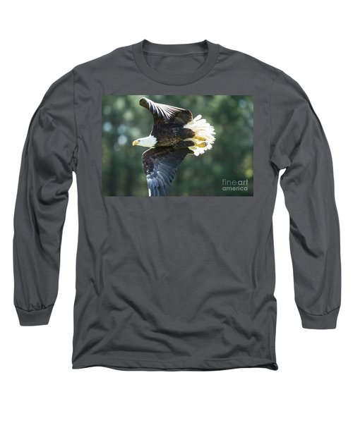 Eagle Flying 3005 Long Sleeve T-Shirt