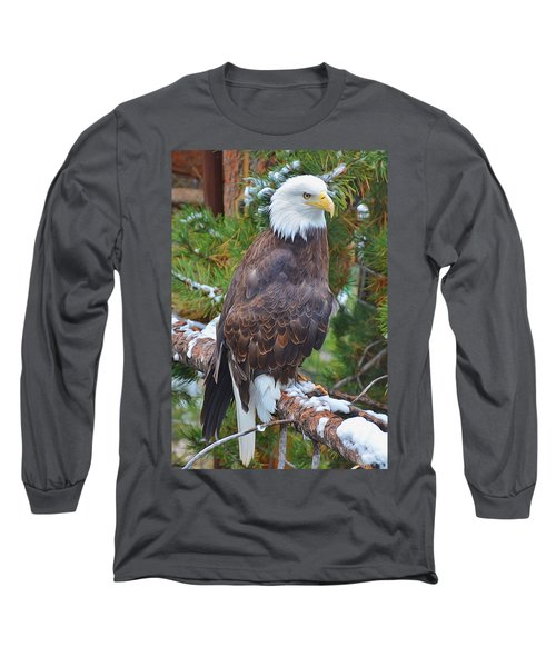 Eagle Glory Long Sleeve T-Shirt