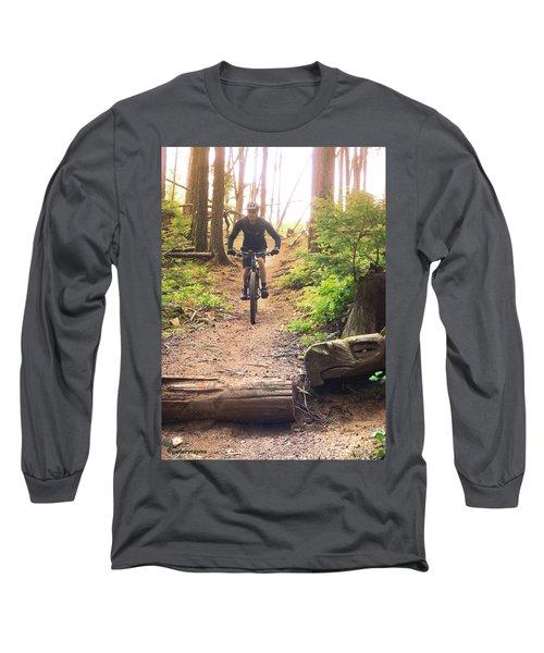 Eagle Jump Long Sleeve T-Shirt