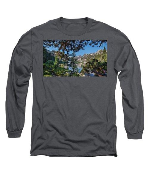Eagle Lake - 2 Long Sleeve T-Shirt