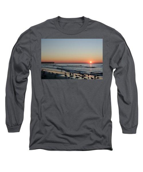 Early Birds Long Sleeve T-Shirt