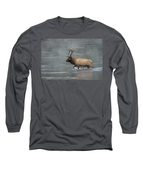Early Crossing Long Sleeve T-Shirt