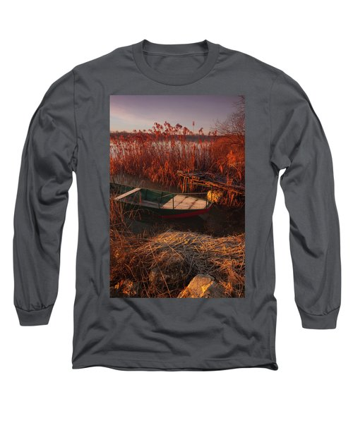 Early In The Morning Long Sleeve T-Shirt