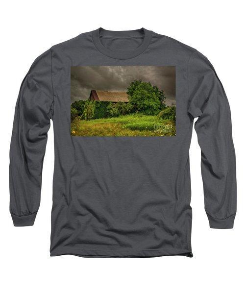 Early Monring Rain Long Sleeve T-Shirt