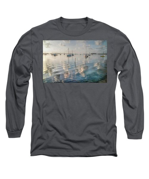 Early Morning Calm Long Sleeve T-Shirt