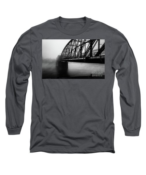 Early Morning Fishermen Long Sleeve T-Shirt