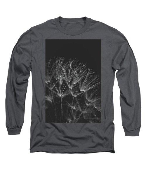 Early Morning Rituals Long Sleeve T-Shirt by Yvette Van Teeffelen