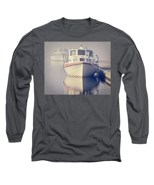 Long Sleeve T-Shirt featuring the photograph Early Morning Softness by Ari Salmela