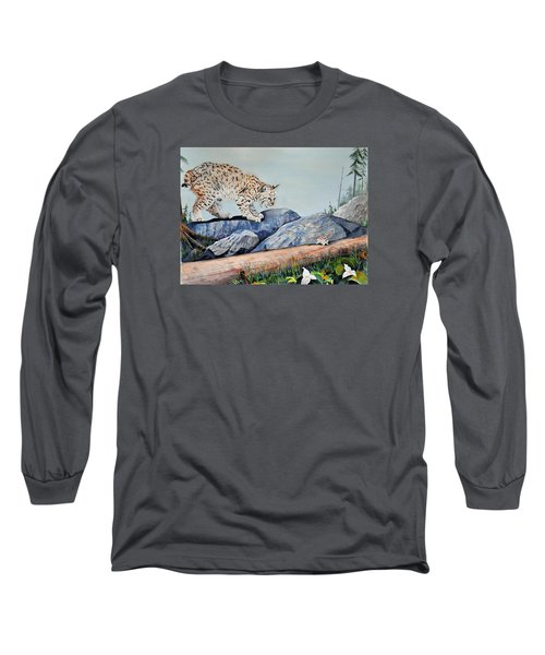 Early Morning Surprise Long Sleeve T-Shirt
