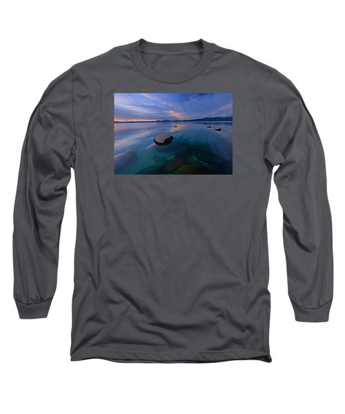 Early Winter Long Sleeve T-Shirt by Sean Sarsfield