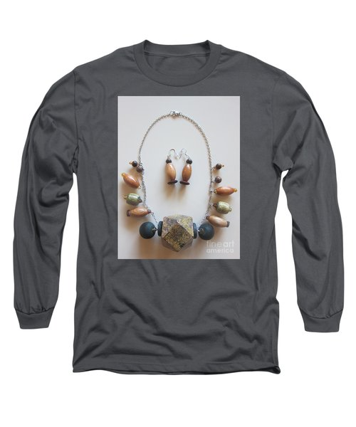 Earth 8 Long Sleeve T-Shirt