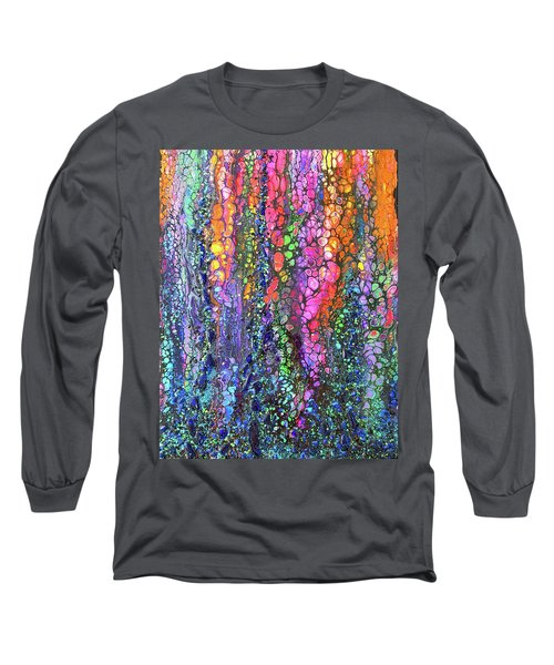 Earth Gems #18w02 Long Sleeve T-Shirt