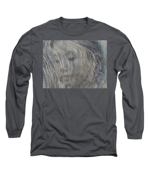 Long Sleeve T-Shirt featuring the photograph Earth Memories - Sleeping River # 3 by Ed Hall