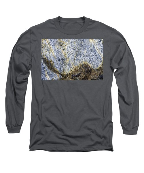 Earth Portrait 001-035 Long Sleeve T-Shirt