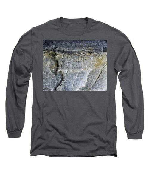 Earth Portrait 001-036 Long Sleeve T-Shirt