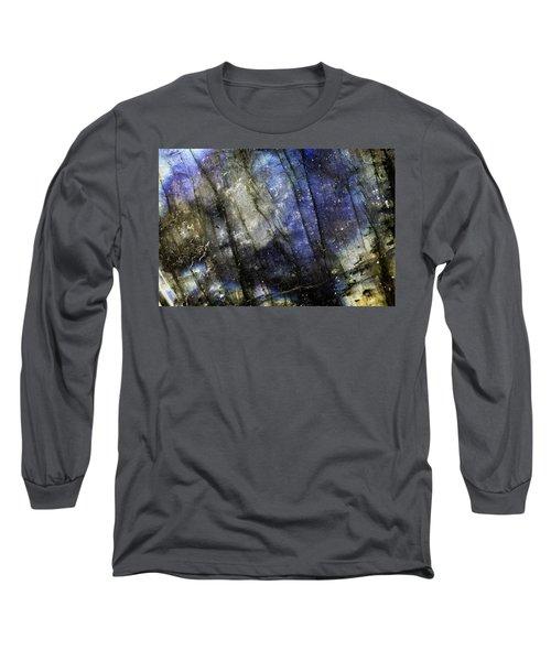Earth Portrait 001-69 Long Sleeve T-Shirt