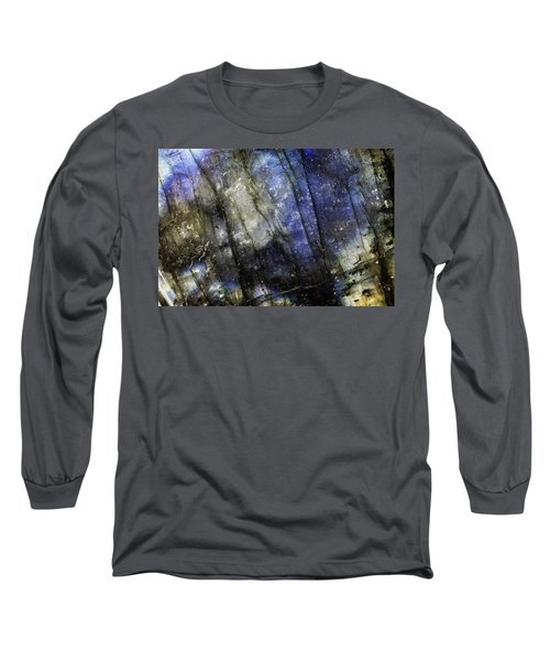 Earth Portrait 001-69 Long Sleeve T-Shirt