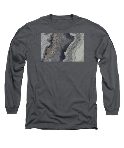 Earth Portrait 001 Long Sleeve T-Shirt