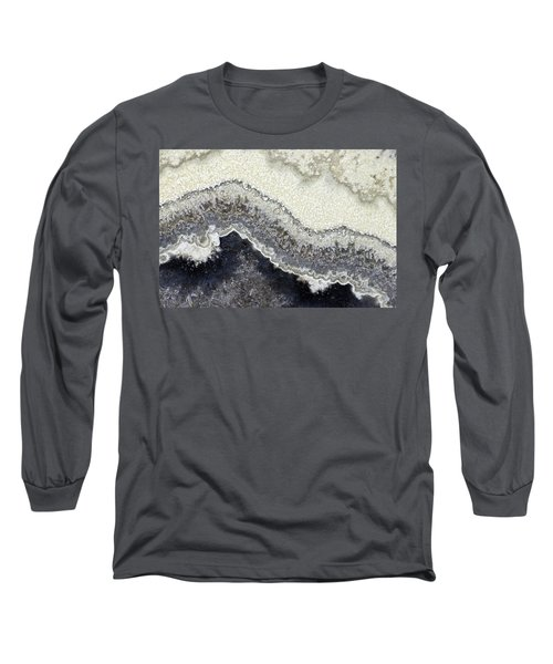 Earth Portrait 002 Long Sleeve T-Shirt