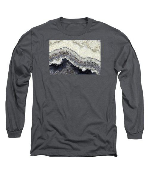 Earth Portrait 002 Long Sleeve T-Shirt