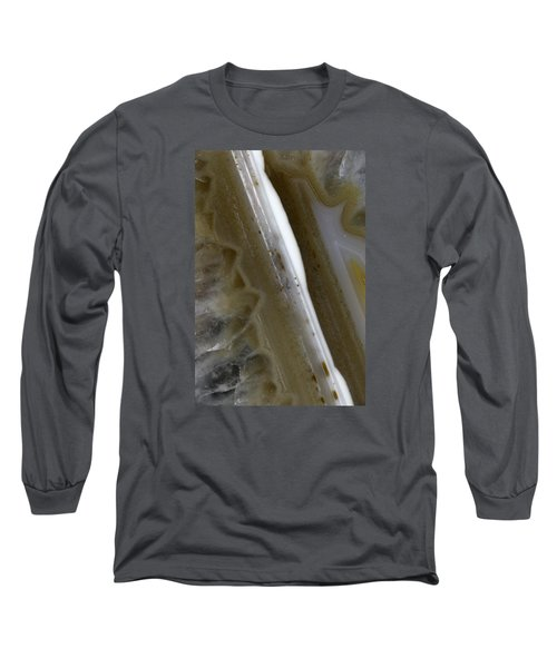 Earth Portrait 005 Long Sleeve T-Shirt