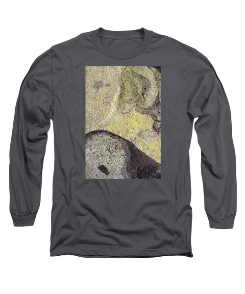 Earth Portrait 010 Long Sleeve T-Shirt