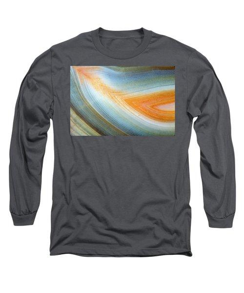 Earth Portrait 092 Long Sleeve T-Shirt