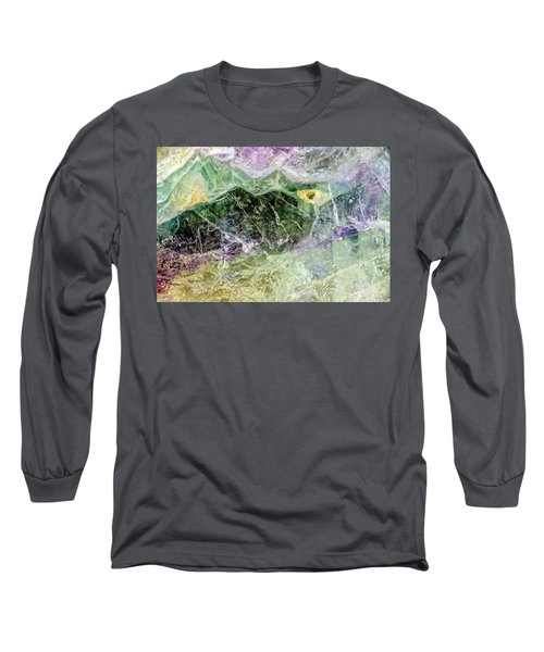 Earth Portrait 268 Long Sleeve T-Shirt