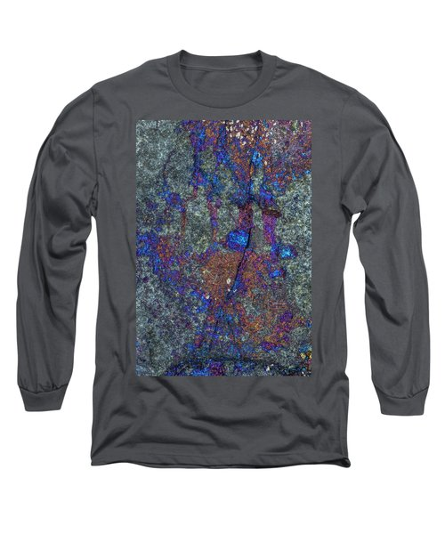 Earth Portrait 288 Long Sleeve T-Shirt