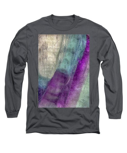 Earth Portrait 296 Long Sleeve T-Shirt