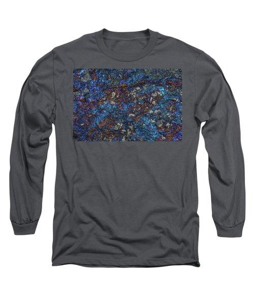 Earth Portrait Long Sleeve T-Shirt