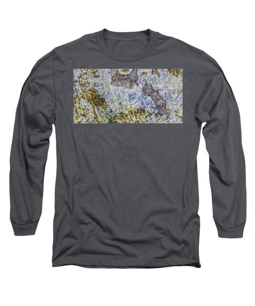Earth Portrait L4 Long Sleeve T-Shirt