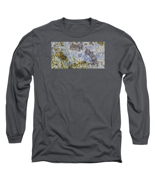 Earth Portrait L4 Long Sleeve T-Shirt