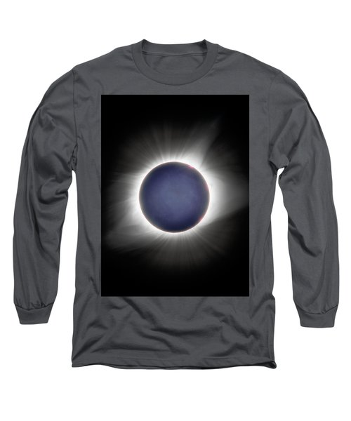 Earth-shine Long Sleeve T-Shirt