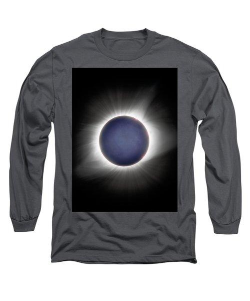 Earth-shine Long Sleeve T-Shirt