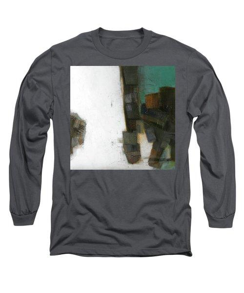 Earth Pattern Long Sleeve T-Shirt