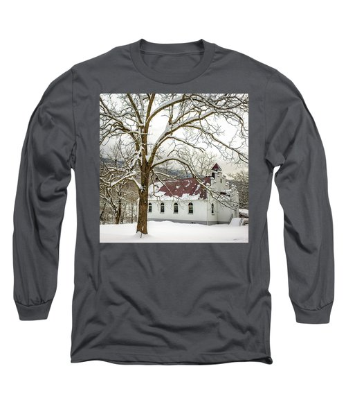East Chapel Church Long Sleeve T-Shirt