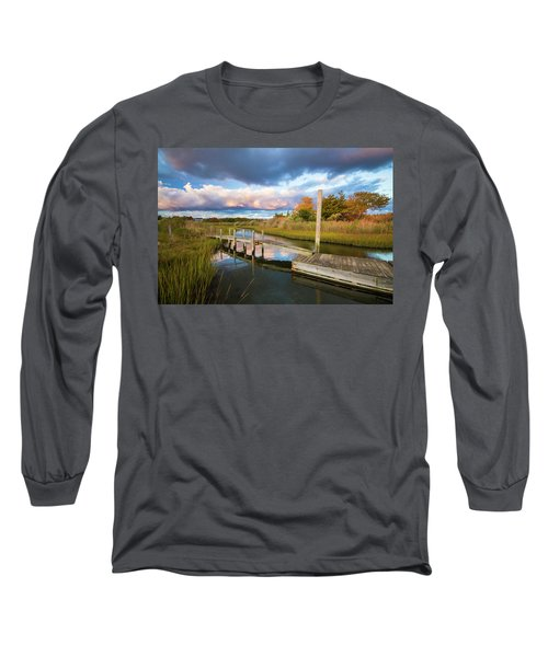 East Moriches Reflections Long Sleeve T-Shirt