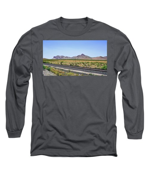 East To West Long Sleeve T-Shirt