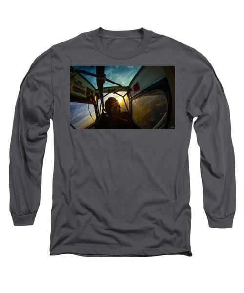 East Towards The Dawn Long Sleeve T-Shirt