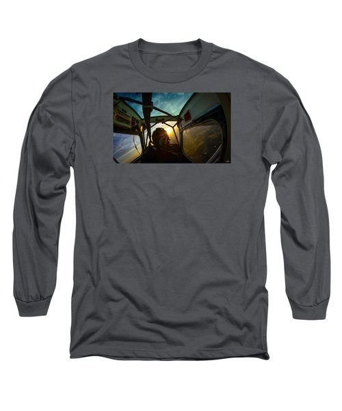 East Towards The Dawn Long Sleeve T-Shirt