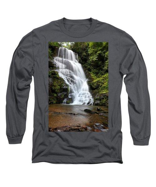 Eastatoe Falls Rages Long Sleeve T-Shirt