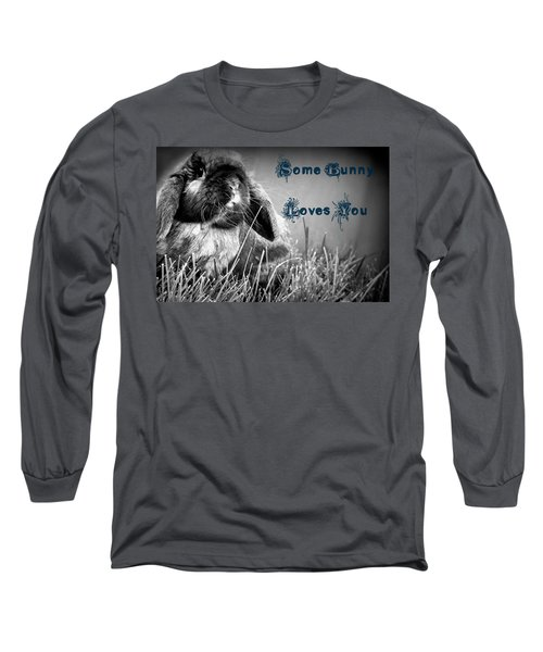 Easter Card Long Sleeve T-Shirt