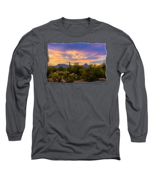 Easter Sunset H18 Long Sleeve T-Shirt