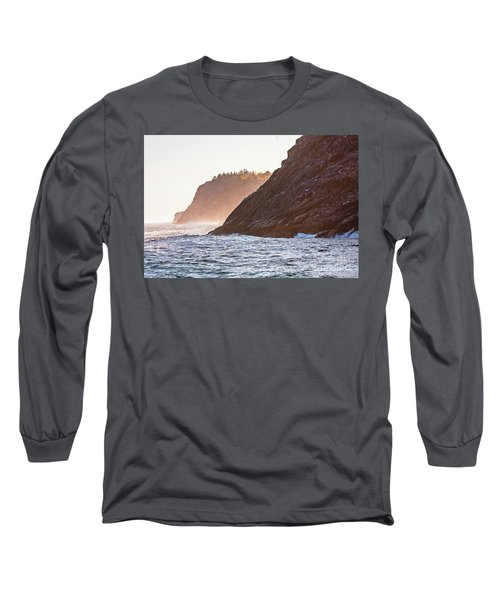 Eastern Coastline Long Sleeve T-Shirt