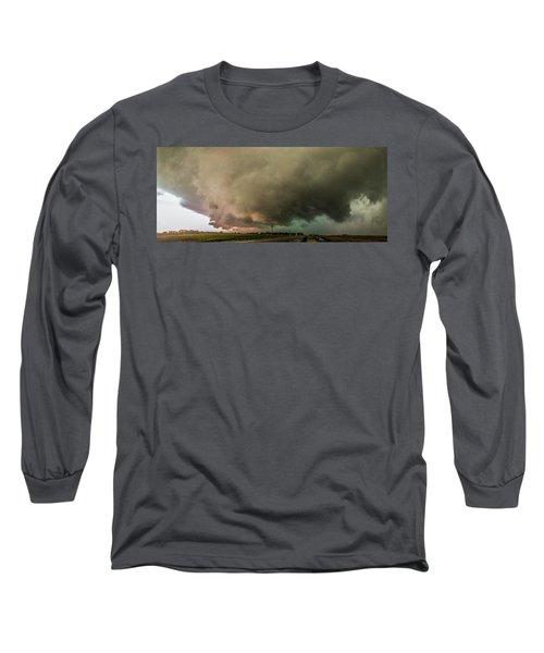 Eastern Nebraska Moderate Risk Chase Day 007 Long Sleeve T-Shirt