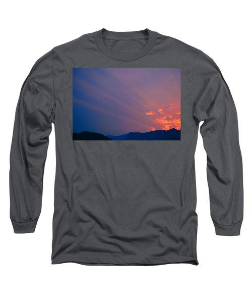 Eastern Sunrise Long Sleeve T-Shirt