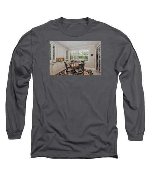 Eat In Kitchen Long Sleeve T-Shirt